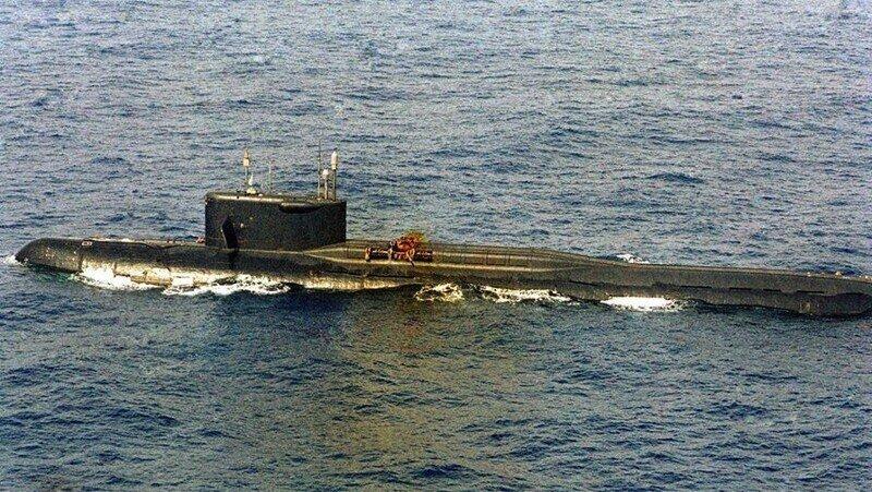 К-219: 30 ядерных боеголовок лежат в Атлантике