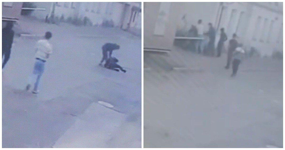 В Москве шайка приезжих подростков избила и ограбила мужчину