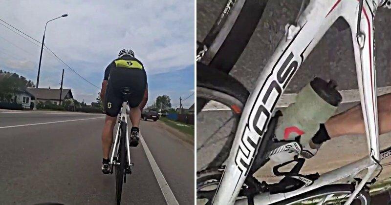 Товарищ оказался совсем не товарищ: получив перелом руки, велосипедист требует деньги со своего приятеля