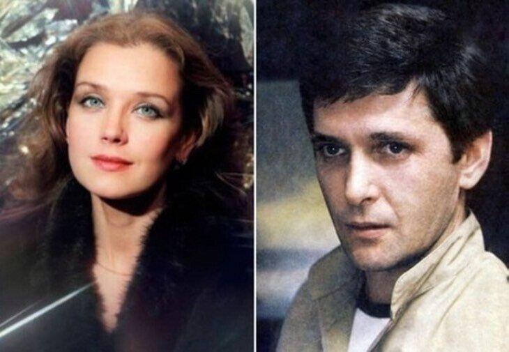 Алфёрова и Мартынов — самая красивая пара, история любви