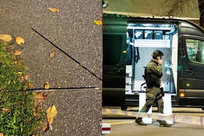 В Норвегии мужчина расстрелял из лука прохожих. Есть жертвы