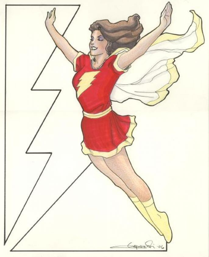 Female Flash