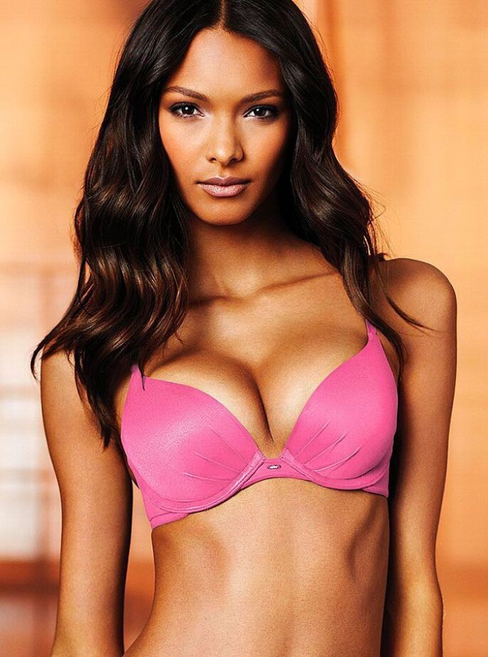Beautiful Pink Bra