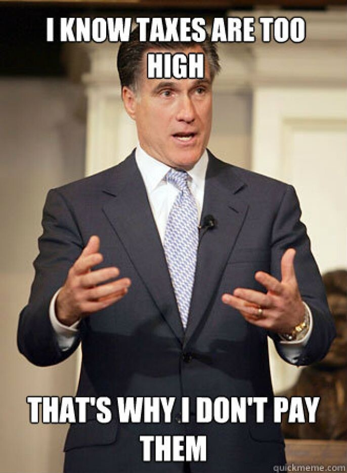 Mitt Romney On Taxes