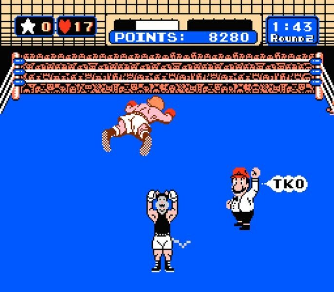 Punch Out Cat