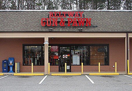Pawn shop and Guns