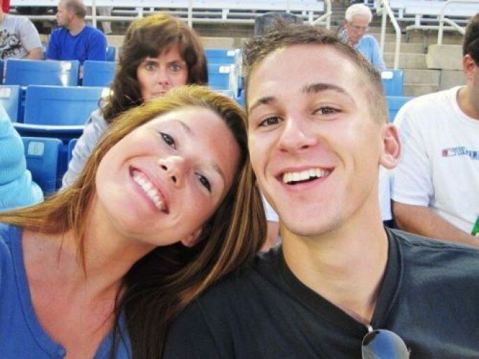 Baseball Game Photobomb