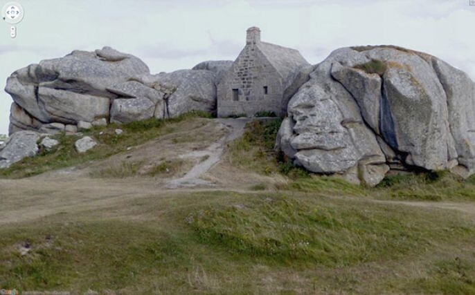 Cool Rock House