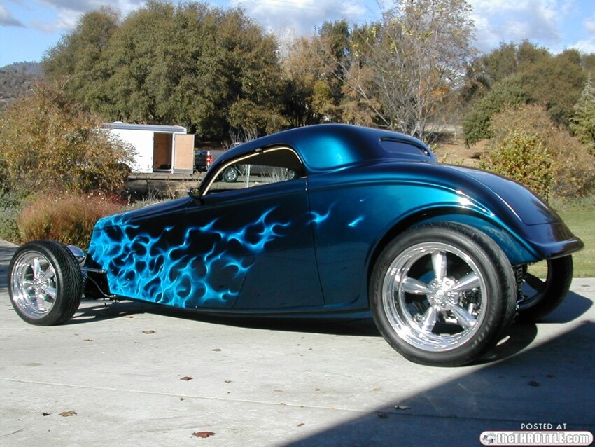 Awesome flames