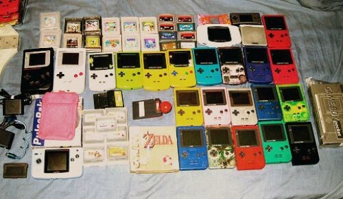 Nintendo Game Systems