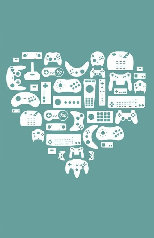 Video Game Love