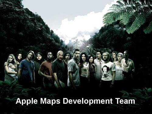 Apple Maps Team