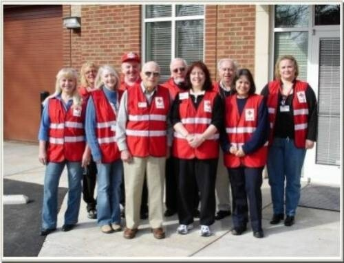 Red Cross Workers