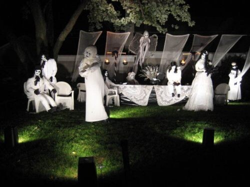 Ghost Wedding