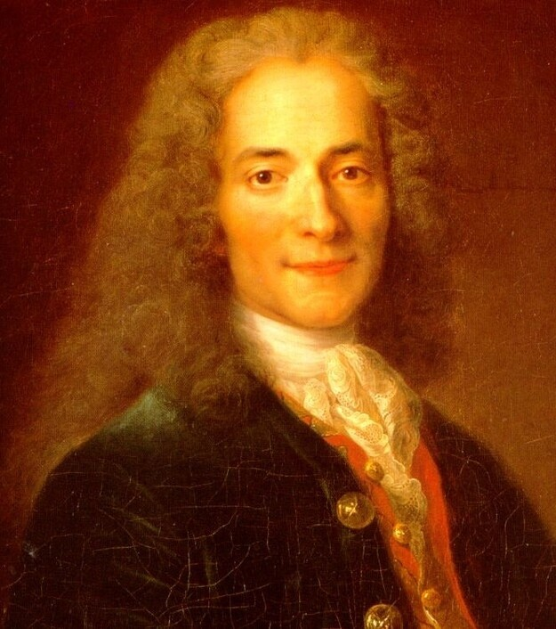 15. The French philosopher Voltaire loved coffee so much that he drank on average 50 cups a day.