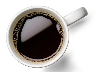 17. Black coffee with nothing added to it has zero calories.