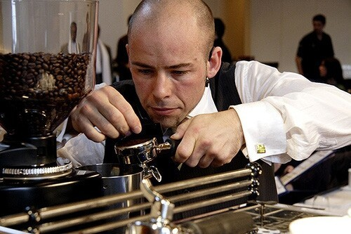 22. There is a World Barista Championship held annually.