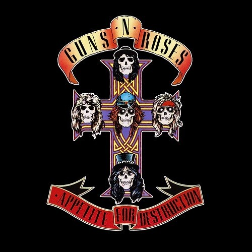 Guns and Roses: Appetite for Destruction