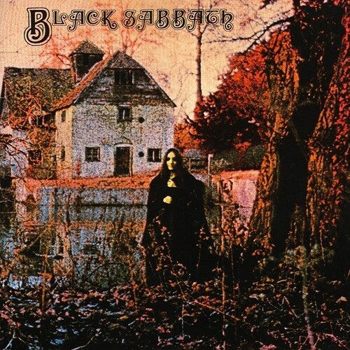 Self Titles Black Sabbath