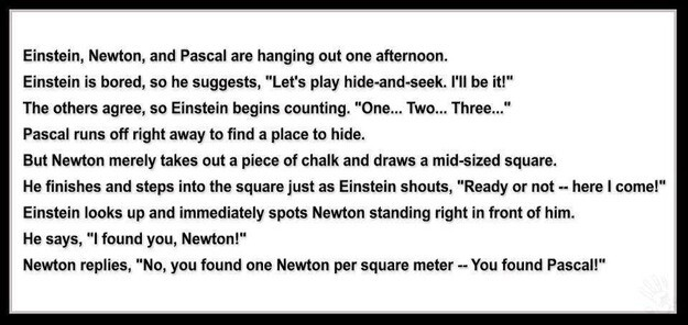 20 Spectacularly Nerdy Science Jokes