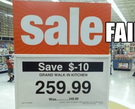 12 Hilarious Sales Fails