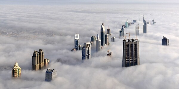 The world's most spectacular skylines