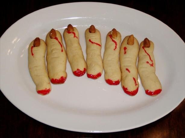 Creepiest foods for Halloween