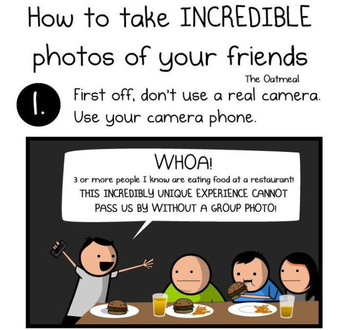 How to Take Photos That Make You Look Awesome