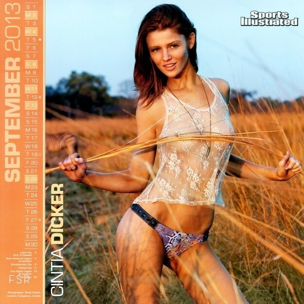 Sports Illustrated SwimSuit Calendar 2013