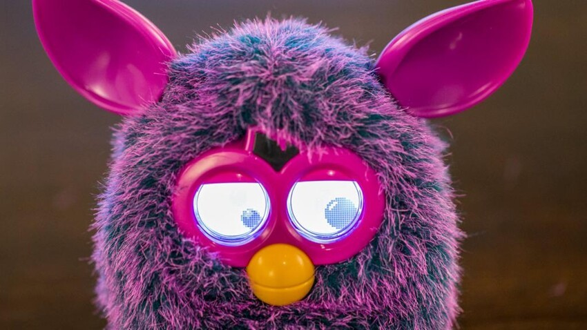 Creepiest Furby ever!