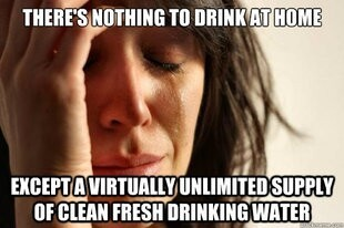 Best of First World Problems Meme