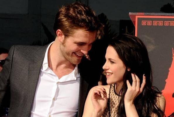 Rob and Kristen together again?