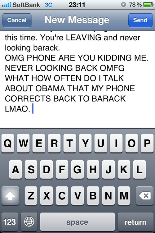 Someone REALLY likes Obama