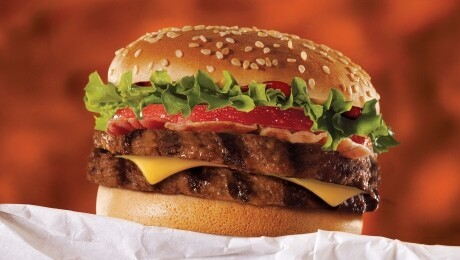 The Best Fast Food Burgers