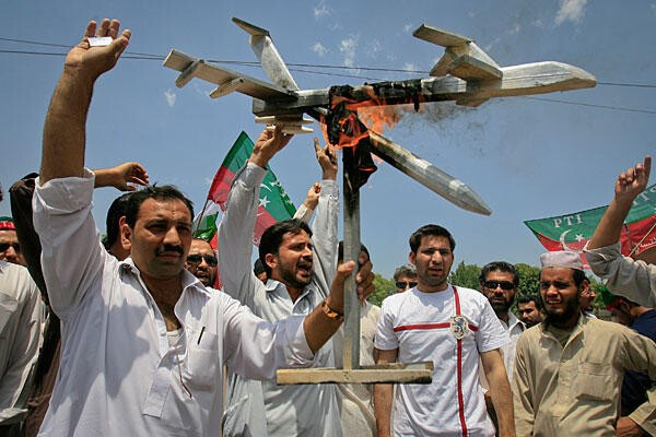 Devastating Drone Attacks