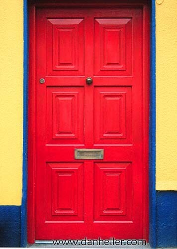 The Red Door From Around the World