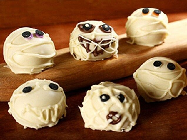 Horrifying Halloween Foods We Dare You to Eat