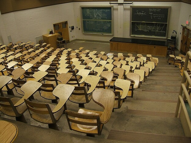 These desks