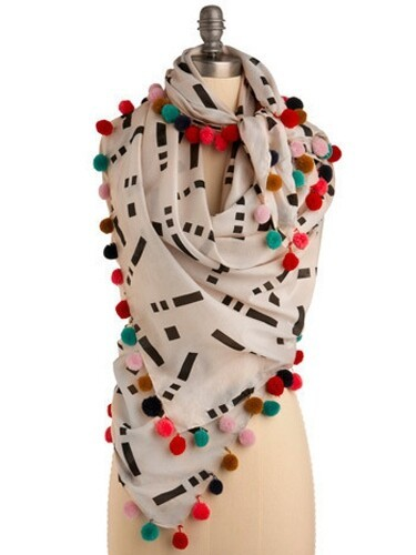 Spice up your Winter with Awesome Scarves!