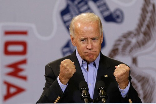 7. Joe Biden believes doesn't attempt to force his religious views on other people.