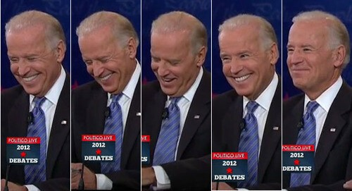 6. Joe Biden raised himself up from being the first person in his family to go to college to being the Vice President of