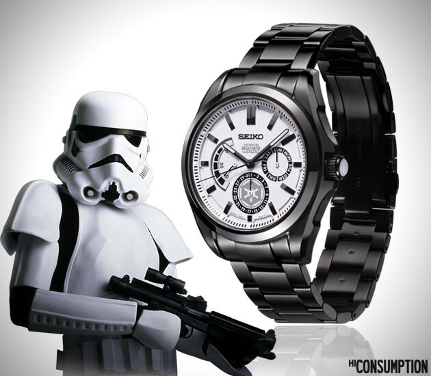 Sick Star Wars Watches