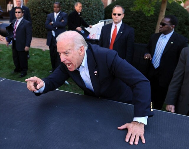 A Day in the life: Joe Biden