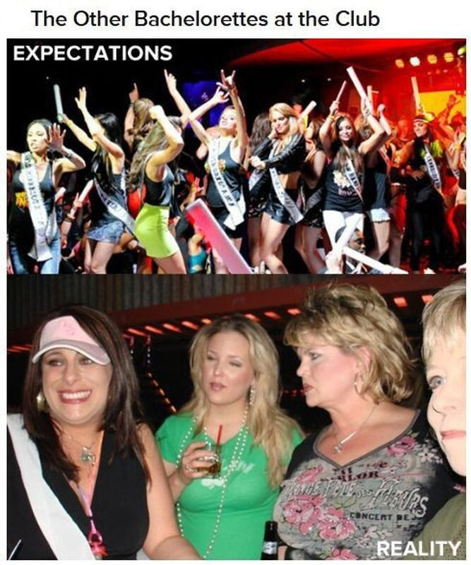 Expectations VS Reality: The Male Strip Club