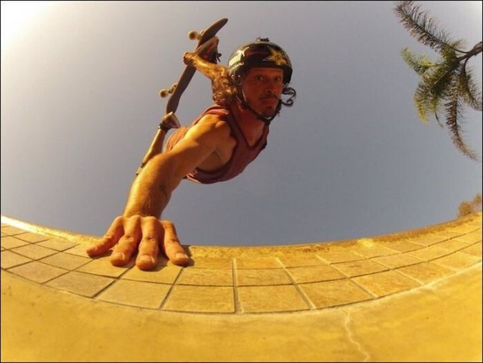 Incredible Perspective Shots of Extreme Sports!