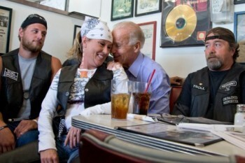 Joe Biden- Guy Who Hangs Around High School for Way Too Long After He Graduates