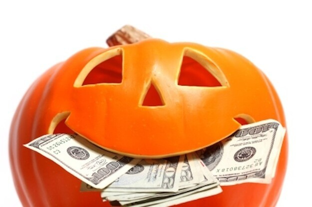 It's estimated that total Halloween spending could reach $8 billion in 2012.