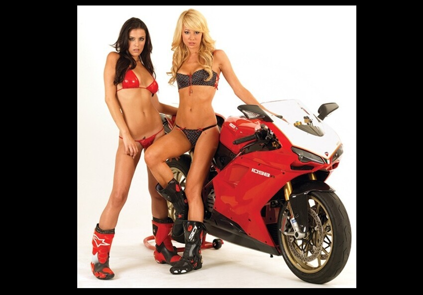 Women and Motorcycles