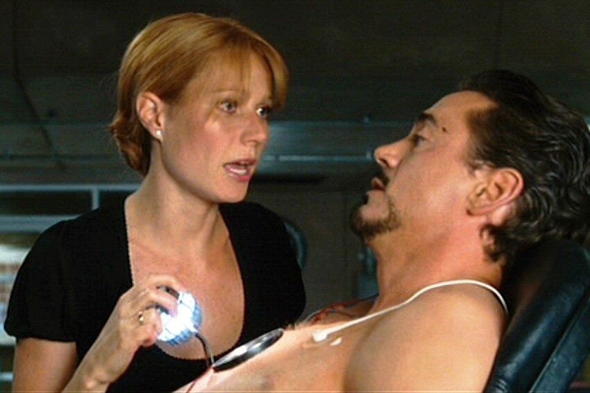 The Amazing Pepper Potts