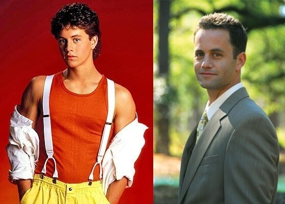 Mike Seaver (Kirk Cameron) from